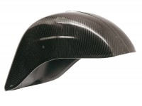 Mudguard -CIF carbon look- Vespa V50, V90, PV125, ET3