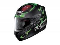 Helmet -NOLAN, N60-5 Gemeni Replica E. Bastianini- full face helmet, matt black - XXL (63cm)
