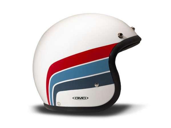 Helmet -DMD Jet Vintage- open face helmet, vintage - Artemis - L (59cm)