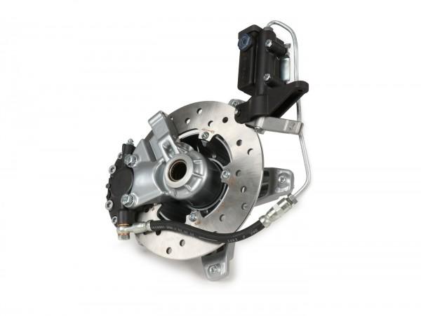 Disc brake set -GRIMECA Disc (star shaped) Ø=20mm- Vespa PX (since 1982), T5 125cc, PK XL - semi hydraulic