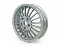 Wheel rim -SIP KBA 50336 3.00-12 inch - 20 spokes- Vespa GT, GTL, GTS 125-300, GTV - without ABS -