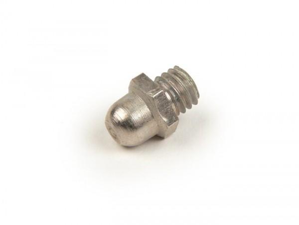 Schmiernippel -DIN3402- M6 x 1,0 - Schlüsselweite 8mm