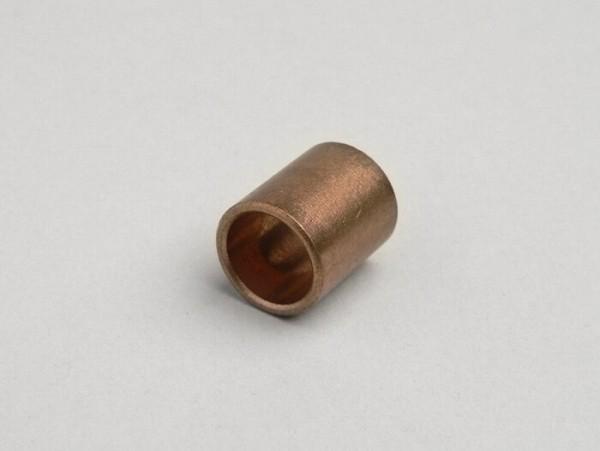Nebenwellenbuchse -OEM QUALITÄT, Øi=11,5mm, Øa=14,9mm, l=18,0mm- Vespa PX80, GT125 (VNL1-2 bis 345000), Sprint (VNL1-2 bis 345000), Super (VNC), VBA1, VBB1-2, Super (VBC), P 150S (bis 169035)