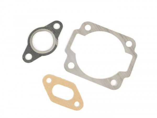 Kit de juntas para cilindro -POLINI hierro fundido 50cc- 75cc - 85cc - 102cc - 133cc- Vespa V50, PK50, PV125, ET3 - (cilindro Racing 133cc requiere junta culata adicional)