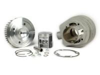 Zylinder -PINASCO 190 ccm 3 Kanal Aluminium Magny Cours Ø=63mm, s=60mm- Vespa PX125, PX150, Cosa125, Cosa150, LML Star 125/150, Stella 125/150
