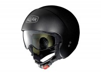 Helmet -NOLAN, N21 Special- open face helmet, black graphite - L (59-60cm)