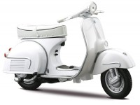 Modèle réduit -MAISTO 1:18- Vespa 160 GS (1962) - blanc