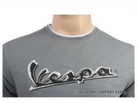 T-Shirt -VESPA Original- griggio - M