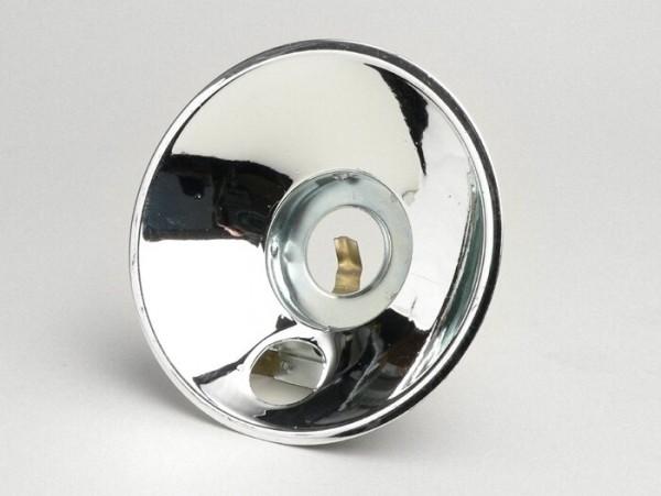 Headlight reflector -CASA LAMBRETTA, Ø=105mm, CEV- Lambretta J50