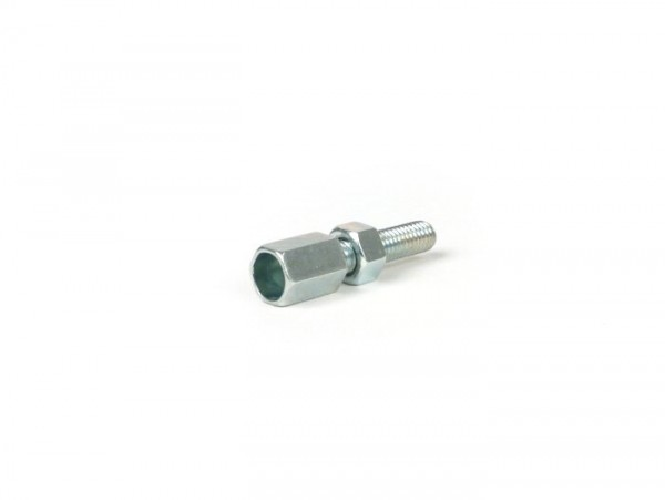 Adjuster screw M5 x 20mm (Øinner=6.9mm) -BGM ORIGINAL- (used for gear selector Vespa)