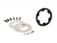 Primary gear -BGM PRO- Vespa Wideframe VM, VN, VL, VB, GS150 (VS5 102950-), Largeframe VNA, VNB, VBA, VBB, VGLA, VGLB, VNC (-011000) - incl. primary gear repair kit BGM PRO reinforced - 63 tooth (straight)