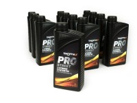 Oil -BGM PRO STREET- 2-stroke, synthetic - 12x 1000ml - bargain pack