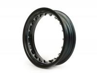 Cerchio ruota -PIAGGIO 3.00-12 pollici- Vespa 946 - anteriore - antracite opaco