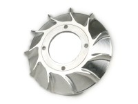 Ventola -MMW alluminio CNC Vespatronic- Vespa V50, PV 125, ET3, PK, PK S, PK XL, PK XL2