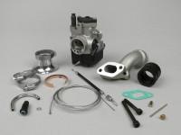 Kit Carburatore -MALOSSI 2-buci, 25mm Dellorto PHBL, valvola di registro- Vespa PK S