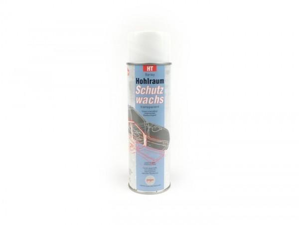 Spray cera anticorrosiva para cavidades -FERTAN HT- 500ml (incluye sonda 360°) - transparente