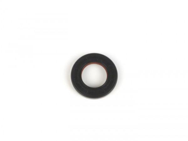 Wellendichtring 20x35x7mm -MALOSSI PTFE/FKM- (verwendet für Kurbelwelle in Quattrini Motorgehäuse Lichtmaschinen- und Kupplungssseite Vespa PK, V50, PV125, ET3)