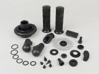 Rubber kit -OEM QUALITY- Vespa V50 (series 3)