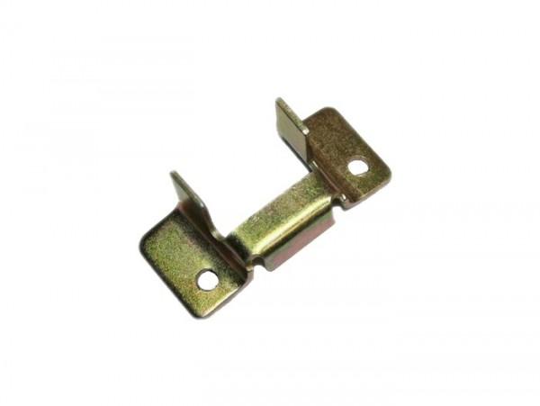 Seat bracket -OEM QUALITY- Motovespa PK S, PK XL (spanish)