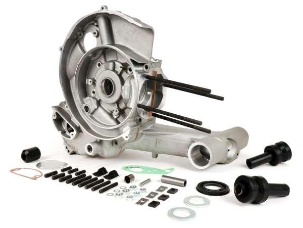 Motorgehäuse -PINASCO Master 2.0, Drehschieber- Vespa PX200 Elestart - Kurbelwelle mit breiter Drehschieberwange wird benötigt (PN25080886 / PN25080827)