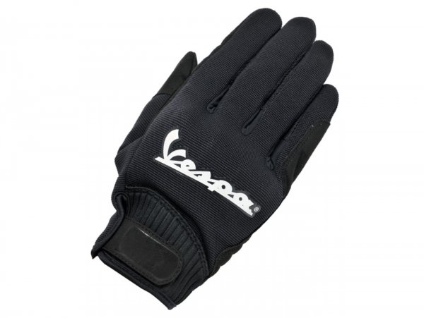 "Gloves -VESPA ""Color"" - black - XXL"