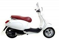Exhaust -ARROW- Urban Dark Aluminium- Vespa Sprint/Primavera 125-150- 2014-2016- Racing