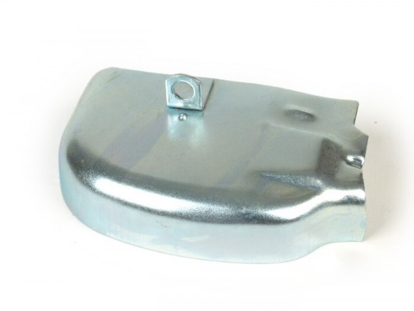 Gear selector box cover -PIAGGIO- PX, Cosa 1° Serie - Zink plated