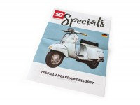 Brochure -SC Specials: VESPA Largeframe (-1977)- edition 01/2018 -