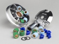 Variomatik -POLINI Speedcontrol- Honda 50 ccm (Typ Bali), Peugeot 50 ccm vertikal - SPEEDFIGHT1 50, SPEEDFIGHT2 50, XFIGHT50, METALX50, TKR50, TREKKER50, VIVACITY50, BUXY50, ELYSEO50, ELYSTAR50, ELYSTAR50TSDI, LOOXOR50, SPEEDAKE, SQUAB50, ZENITH50