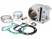 Zylinder -ATHENA Aluminium, Schmiedekolben Ø75mm, 300 ccm- Piaggio HPE 300 ccm (2019-) - Vespa GTS300 HPE (2019-), GTS300 Super (2019-), GTS300 Super Sport (2019-), GTS300 Super Tech (2019-), GTS300 Touring (2019-)