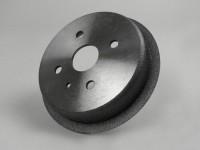"Rear brake hub 9"" + 10"" -FA ITALIA- Vespa V50 R (V5A1T-752188), V50 N, V50 S, V50 L, SR50, V90"
