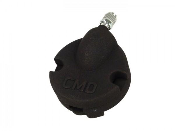 Vergaserdeckel -CMD SnakeHead- Dellorto PHBL / Keihin PWK28 / Polini 26mm, 28mm, 30mm