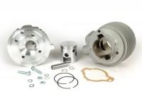 Zylinder -PINASCO 160 ccm NORDKAPP, Wideframe, Faro Basso, Ø=60mm, Hub=57mm- Vespa 1953-1959, VM, VN, ACMA, VB1T, VGL1T, VL1T