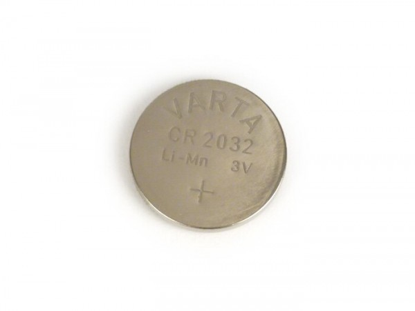 Batterie Knopfzelle -CR2032- 3V