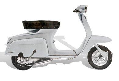 Lambretta (Innocenti) J 125 (4-Gang)
