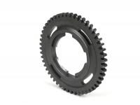 Gear 3 -BGM PRO, 4-speed gearbox- Vespa PK S, PK XL1, PK XL2, ETS, V50 (V5A1T, 69444-), Special (V5B3T, 94315-), Elestart (V5B4T, 1514-), PV125 (VMA2T, 150203-), ET3 (VMB1T, 8161-) - 51 teeth (short)