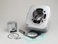 Zylinder -ATHENA 80 ccm Alu- Piaggio 80 ccm AC 2-Takt