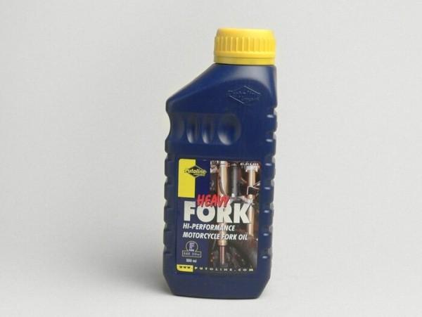 Gabelöl -PUTOLINE Heavy Fork- SAE 20 - 500ml