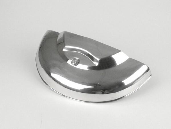 Tapa rueda de recambio -VESPA diseño GS- Vespa PX80, PX125, PX150, PX200 - acero inoxidable