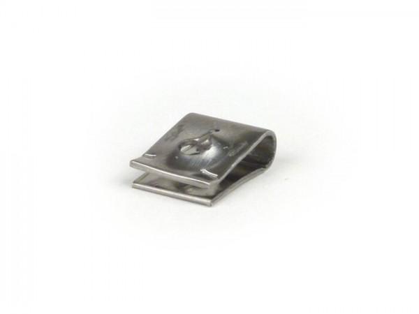 Grapa tornillo -PIAGGIO- Ø=2,6mm - 9x12mm