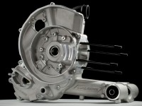 Engine casing -MALOSSI V-One, rotary valve- Vespa PX200 Elestart