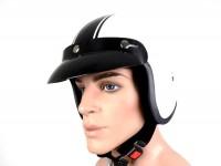 Helmet -BANDIT Classic Jet- white - L (59-60cm)