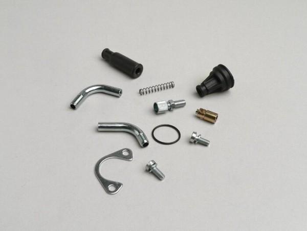 Kit adaptador estárter de cable -DELLORTO- PHVA, PHBN, PHVB - estárter automático