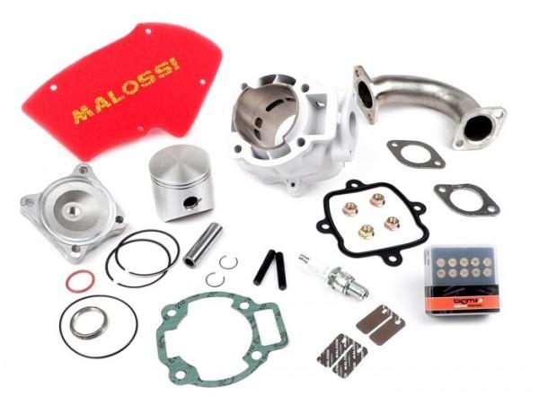 Tuningkit -MALOSSI 172 ccm- Piaggio LC 2-Takt Maxi - Vergaser Dellorto
