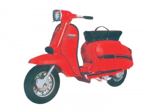 Lambretta (Innocenti) DL 150 (GP 150)