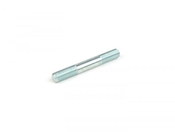 Perno de sujeción -M6x48mm- (para colector de admisión Vespa V50, V90, SS50, SS90, PV125, ET3)