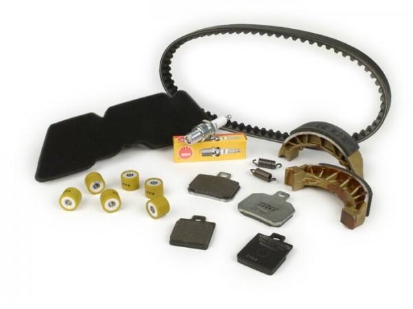 Inspektionskit -SCEED 42- Piaggio Zip 50 ccm Cat. 2-Takt (ZAPC25, LBMC25E, LBMC25C)