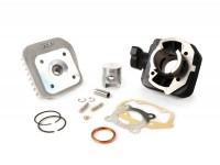 Cylinder -TOP PERFORMANCES 50 cc Trophy- Peugeot AC (horizontal) - SPEEDFIGHT3 50 AC (2T), LUDIX AC, VIVACITY 50 NEW (2T)