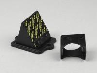 Membranblock -MALOSSI MHR TEAM VL16 45°- Piaggio 50-180 ccm