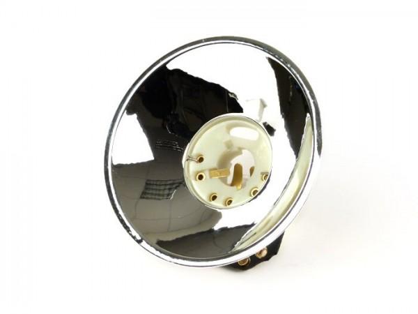 Headlight reflector -CASA LAMBRETTA- Lambretta J100, J125 (3 speed)